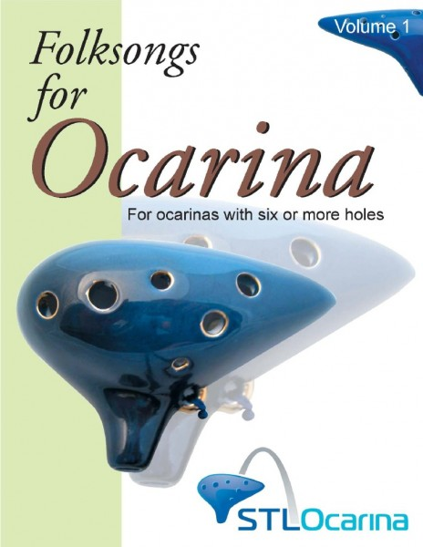 Folksongs Ocarina Notenbuch