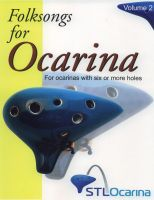 Folksongs Ocarina Songbook 2